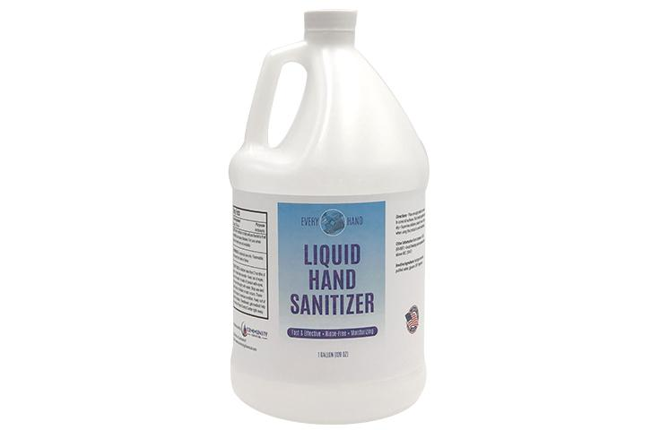 One Gallon Liquid Hand Sanitizer - Every Hand™