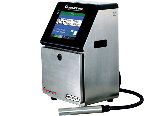 DuraCode CIJ Touchscreen Industrial Printer