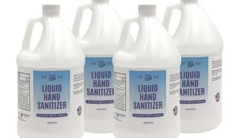 One Gallon Liquid Hand Sanitizer - 4 Pack - Every Hand™